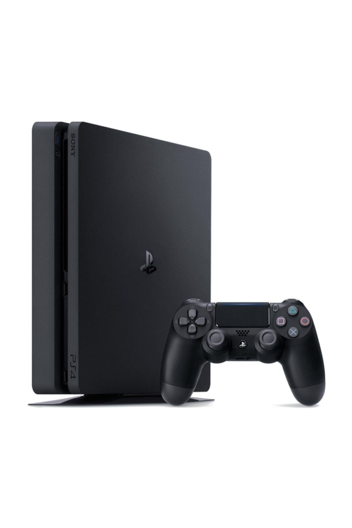 Sony Playstation 4 Slim 500 Gb - Türkçe Menü (Eurasia Garantili) 1