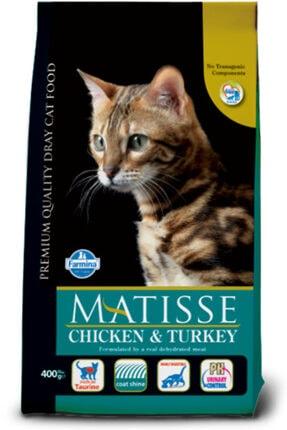 Matisse Tavuk Ve Hindili Yetişkin Kedi Maması 10 Kg