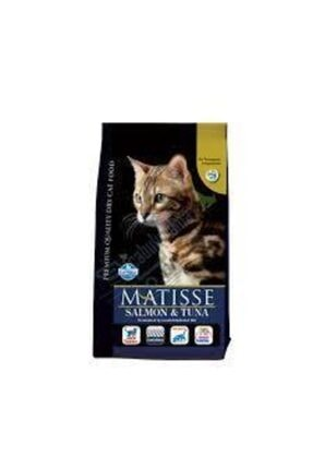 Matisse Somon ve Ton Balıklı Yetişkin Kedi Maması 1.5 kg