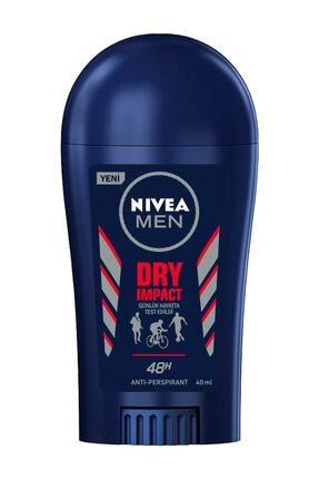 Nivea Dry Impact Erkek Roll-on Stick 40 ml