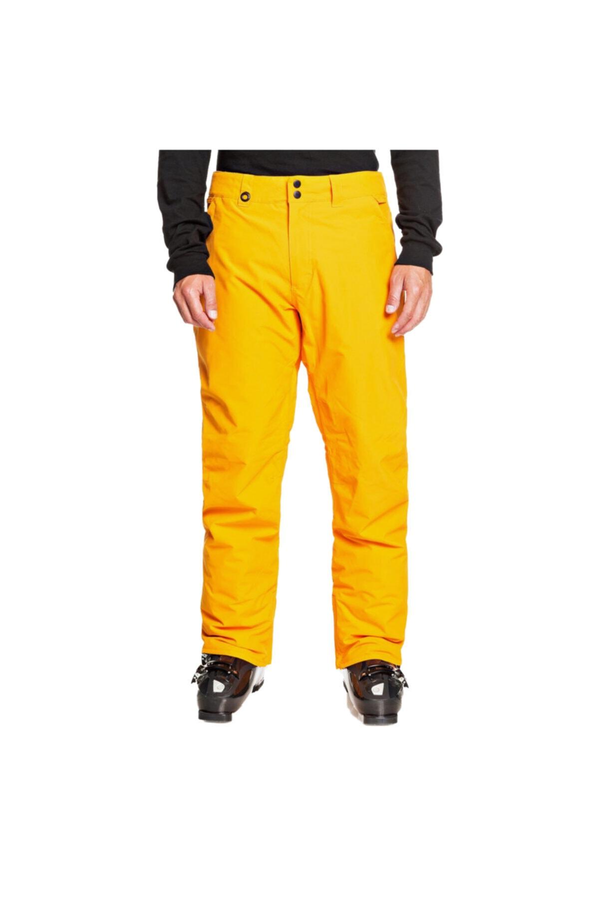 Quiksilver Erkek Sarı Kayak Pantolonu EQYTP03146-NKP0 1
