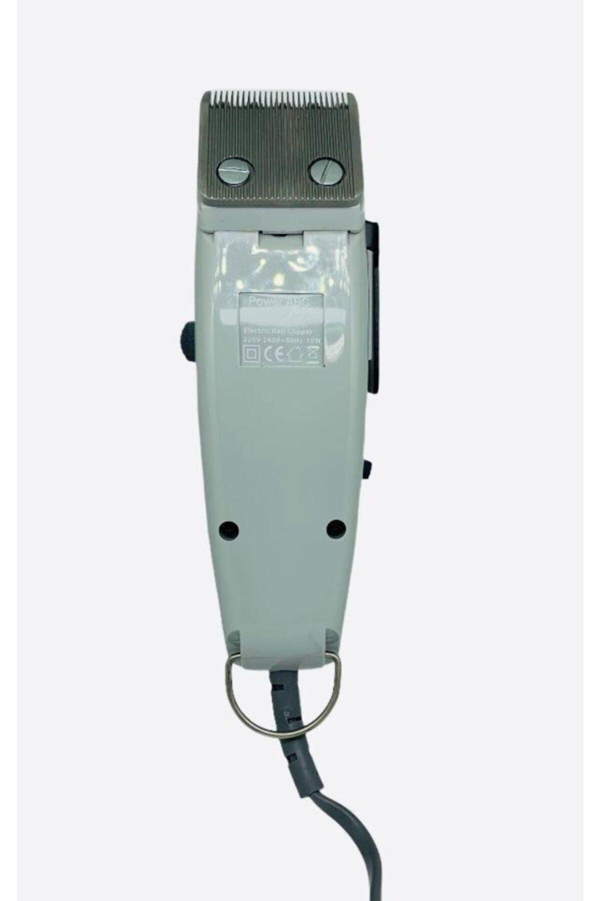 HESCOM Power Abc 666 Kaliteli Saç Sakal Kesme Makinesi 2