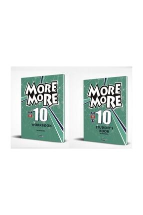 Kurmay ELT More And More English 10 Students Book + Workbook