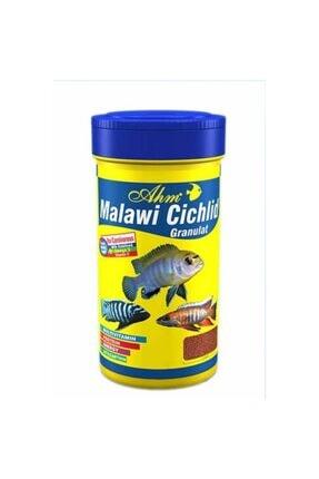 Ahm Malawi Cichlid Granulat Ciklet Balığı Yemi 250ml