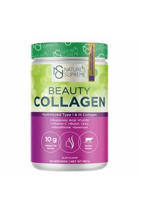 Nature's Supreme Beauty Collagen Powder 360 Gr - Erik