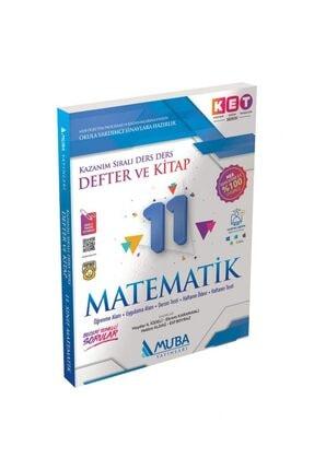 Muba Yayınları Ket 11.Sınıf Matematik Defter ve Kitabı