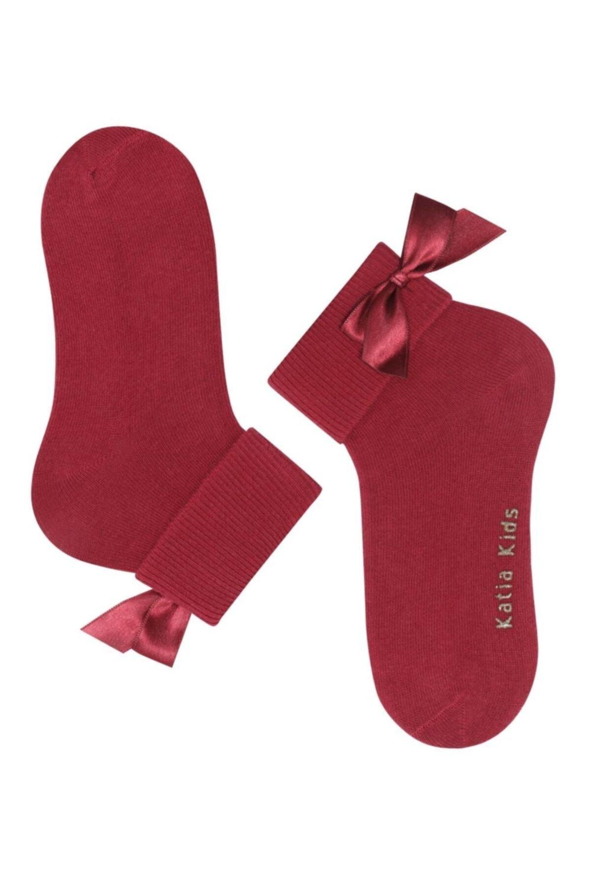 Katia&Bony Kız Çocuk Kışlık Soket Çorap 1