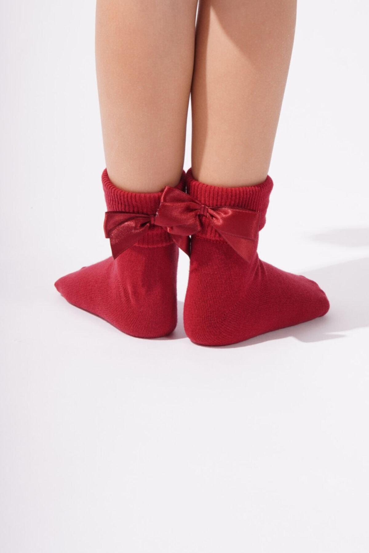Katia&Bony Kız Çocuk Kışlık Soket Çorap 2