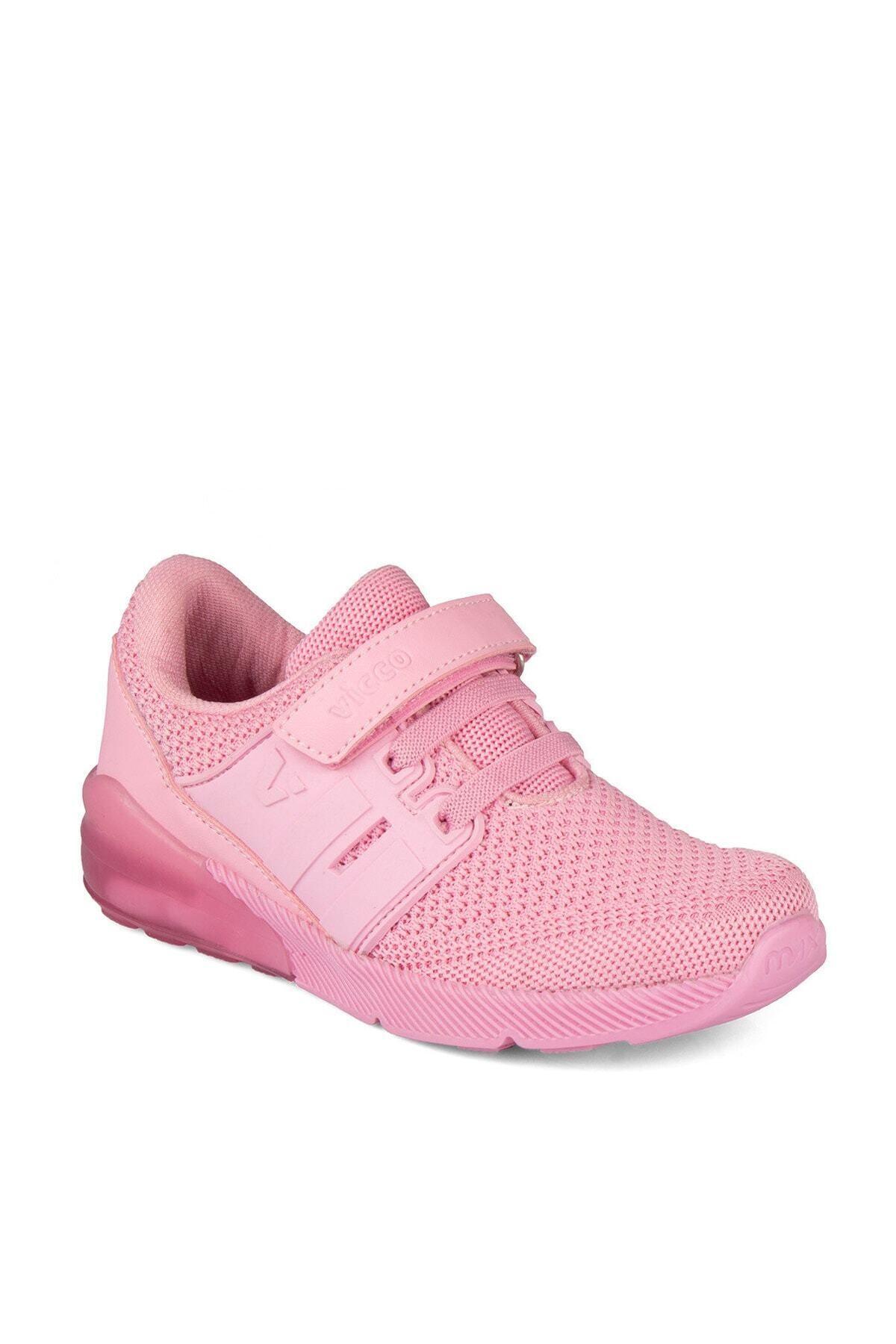 Vicco 313.F20Y.103 Pembe Kız Çocuk Koşu Ayakkabısı 100578712 1