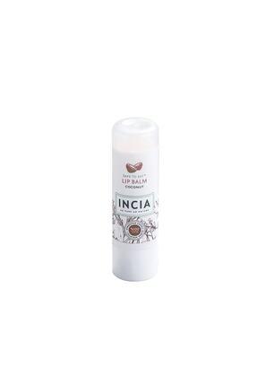 Incia Incıa Doğal Hindistan Cevizli Dudak Besleyici 6gr