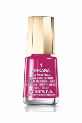 Mavala Mini Color 1 Ankara 5 ml Oje