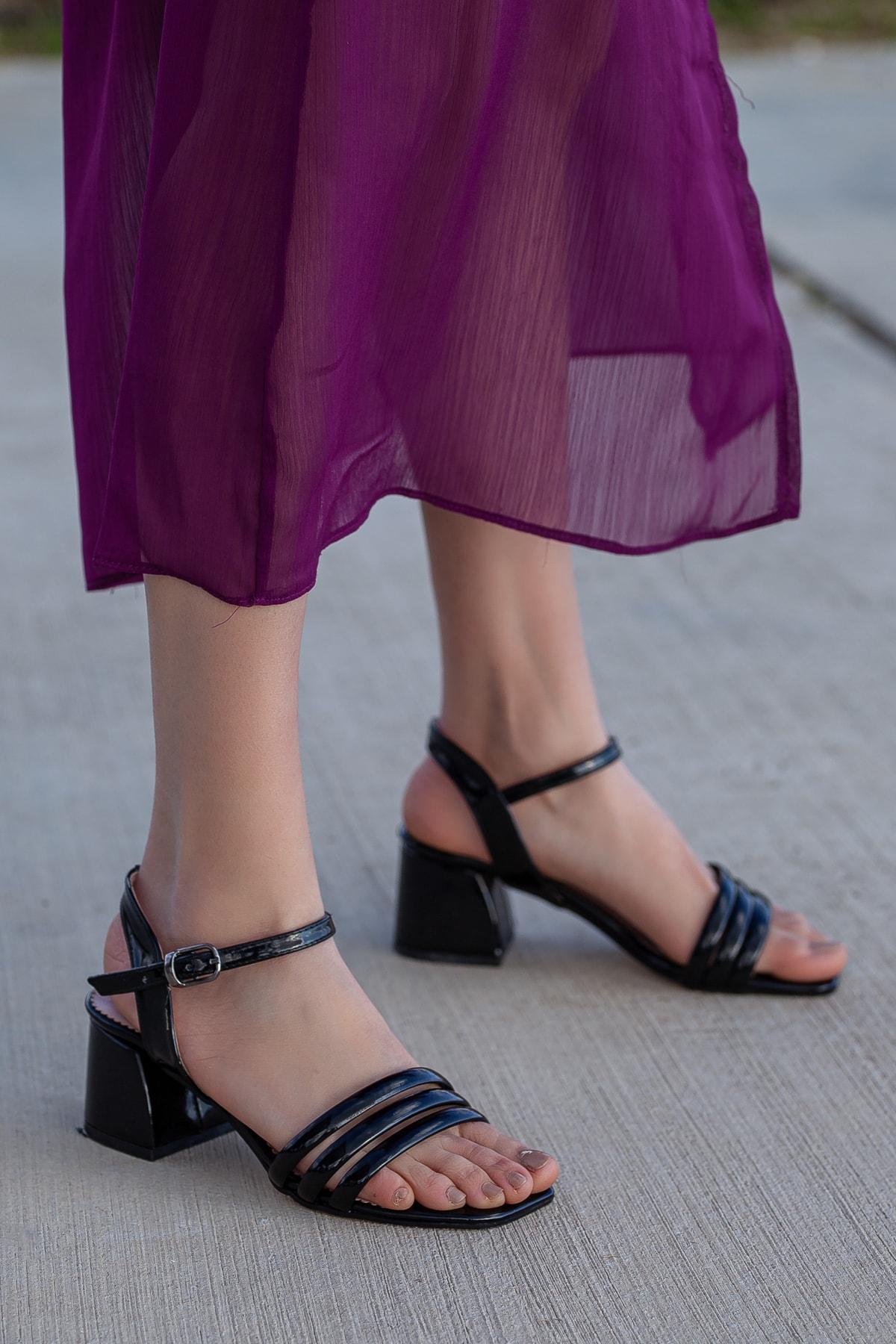 Daxtors Kadın Klasik Topuklu Ayakkabı 2