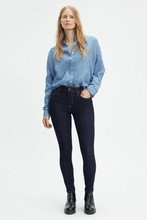 Levi's 721 Jeans Kadın Kot Pantolon 18882-0188 Lacivert