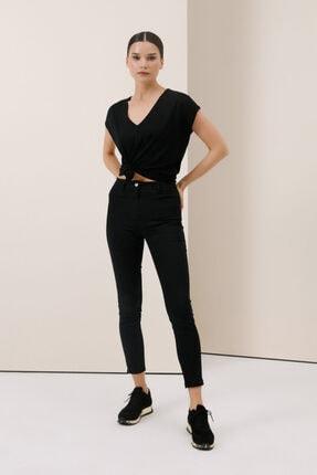 Gusto Power Streç Pantolon - Siyah
