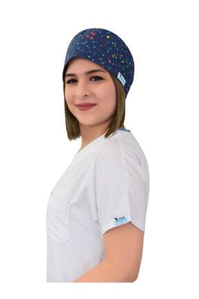 Nur Ortopedi Müzik Nota Temalı Cerrahi Doktor Hemşire Bonesi