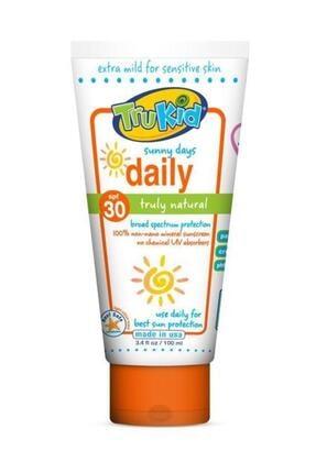Trukid Sunny Days Güneş Kremi 30spf 100 ml