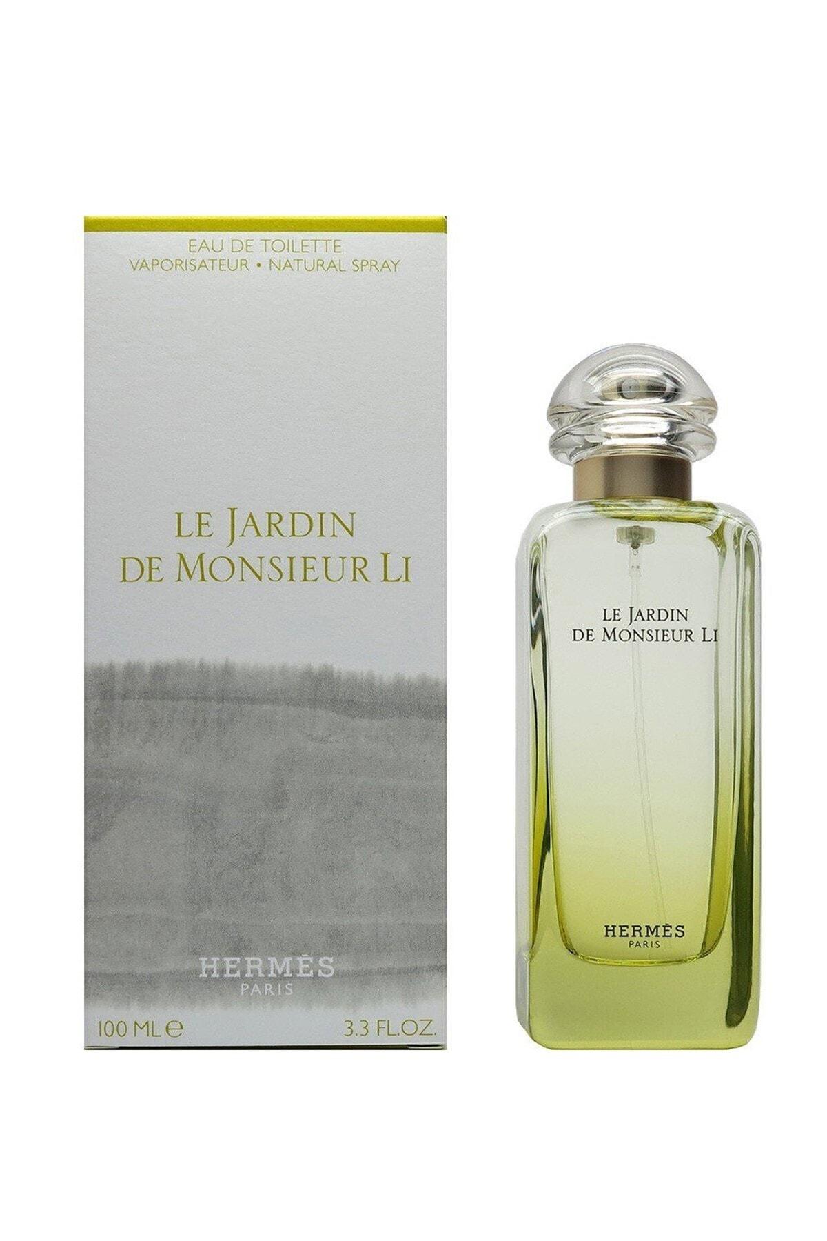 Hermes Le Jardin De Monsieur Li Edt 100 ml Kadın Parfüm 3346132600013 1