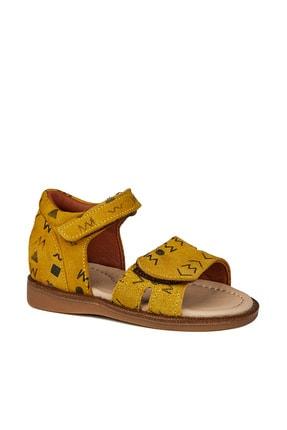 Vicco Mango Kız Bebe Sarı Spor Ayakkabı
