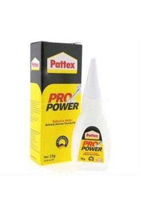 Pattex Pro Power Güçlü & Hızlı Süper Japon Yapıştırıcı 15g