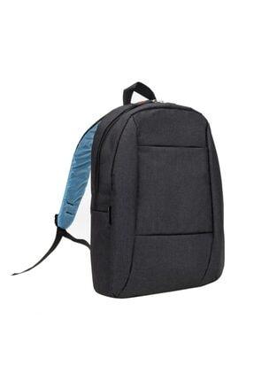 PLM Andria 15.6 Inç Laptop Sırt Çantası Siyah