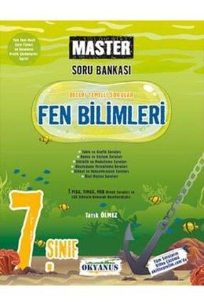 Okyanus Yayınları Okyanus Okyanus Yayınları 7. Sınıf Fen Bilimleri Master Soru Bankası