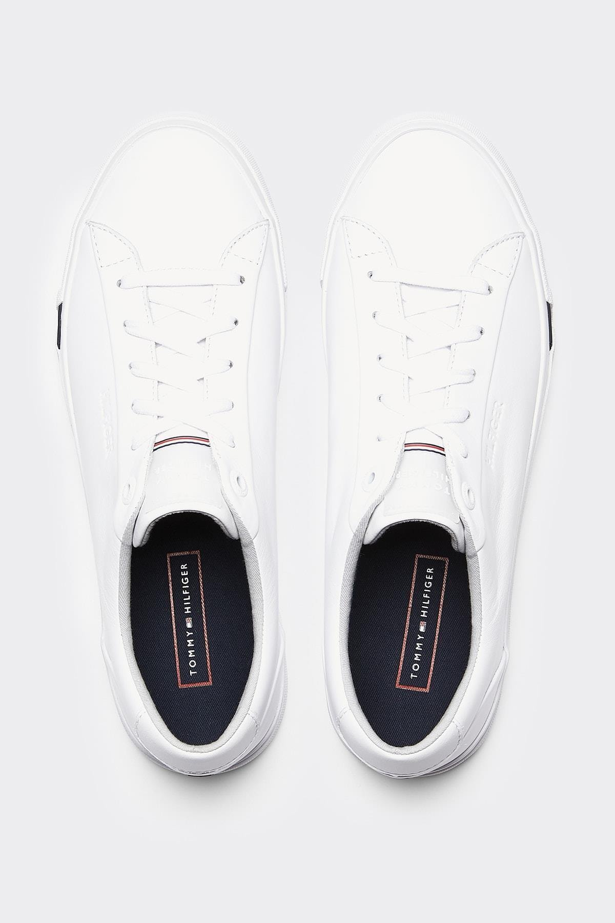 Tommy Hilfiger Corporate Leather Sneaker 2