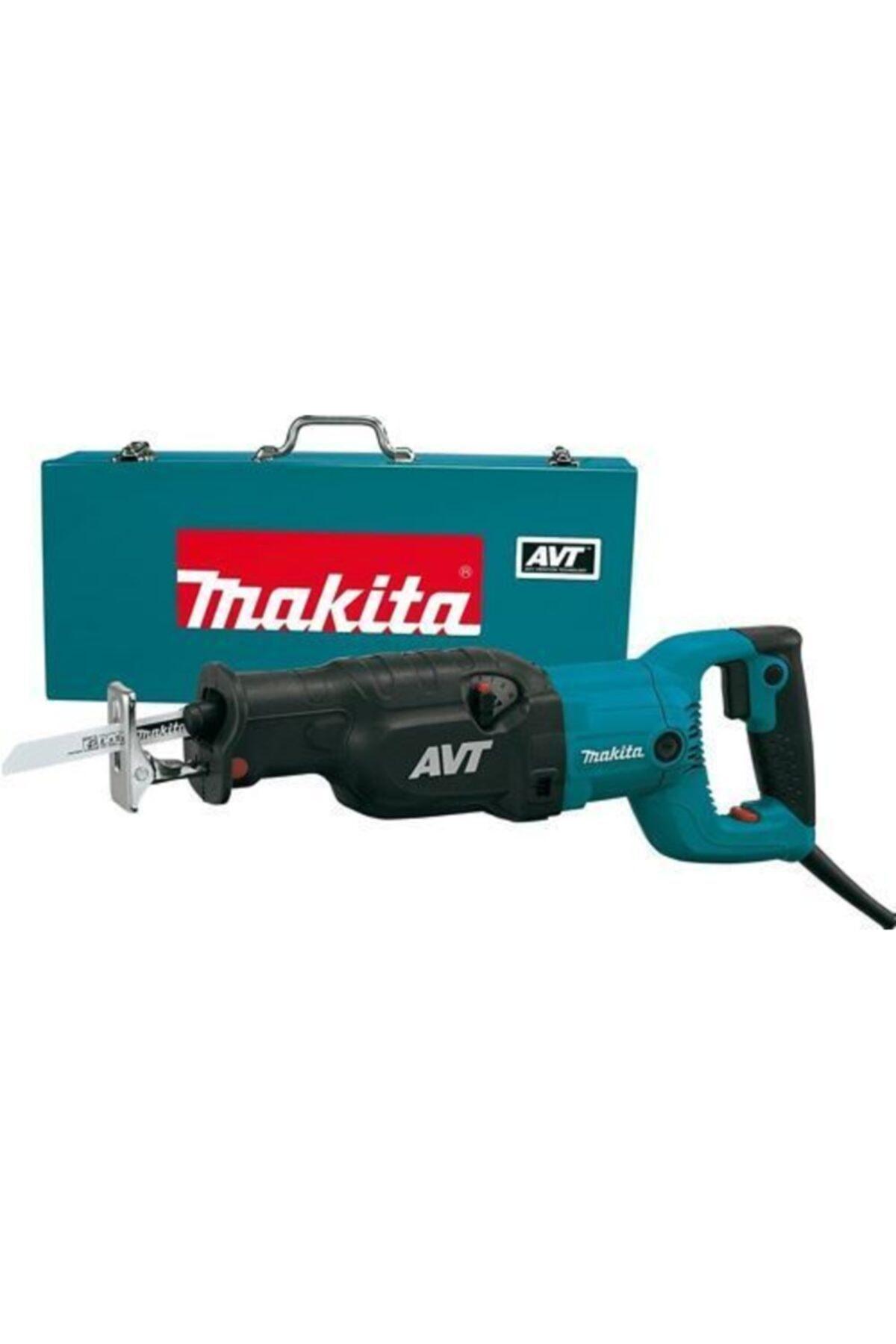 Makita Jr3070ct 1510 Watt Avt'li Sarkaç Hareketli Kılıç Testere 1