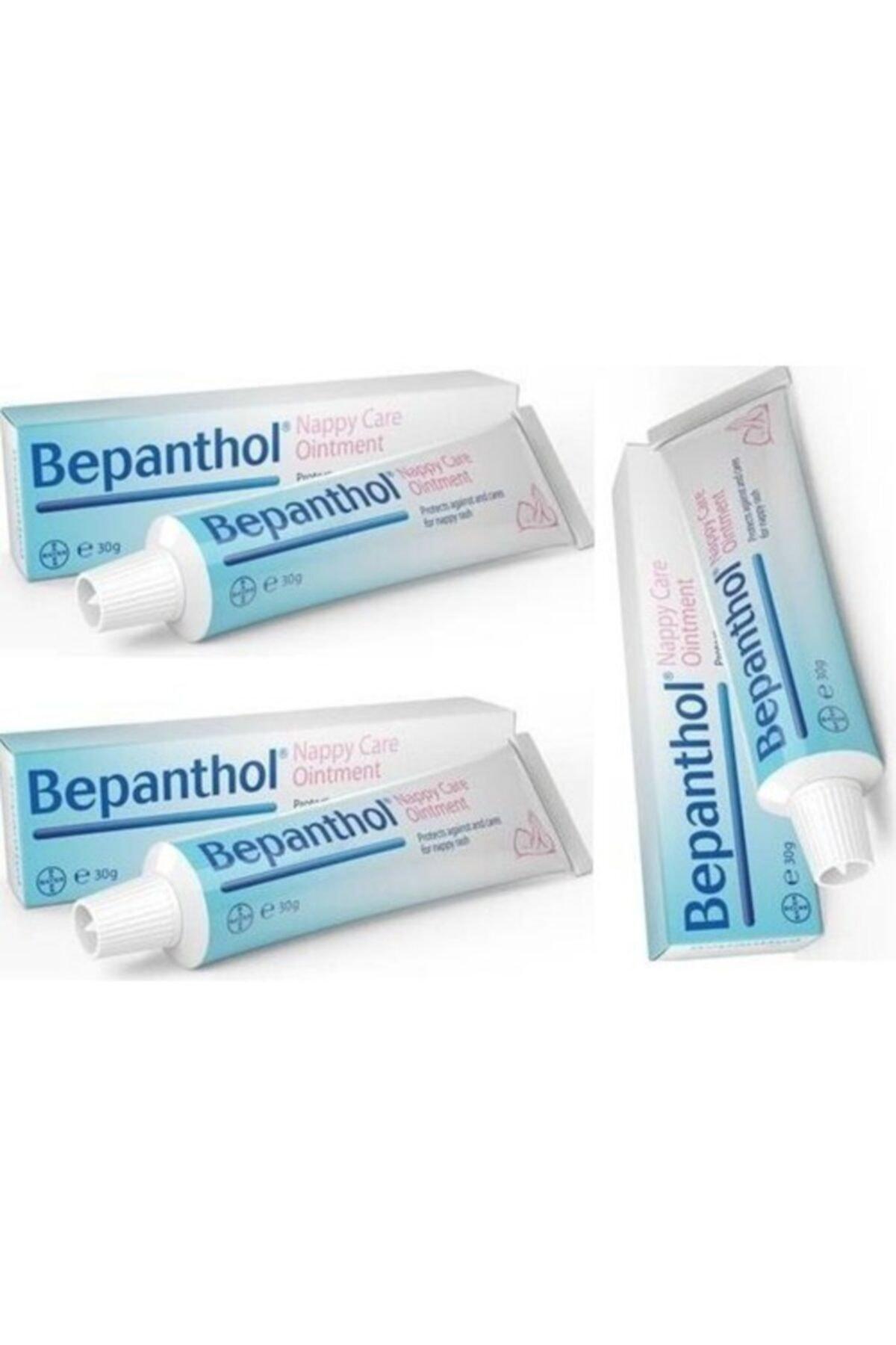 Bepanthol Baby Pişik Önleyici Merhem 3 Kutu 30gr Skt:02/22 1