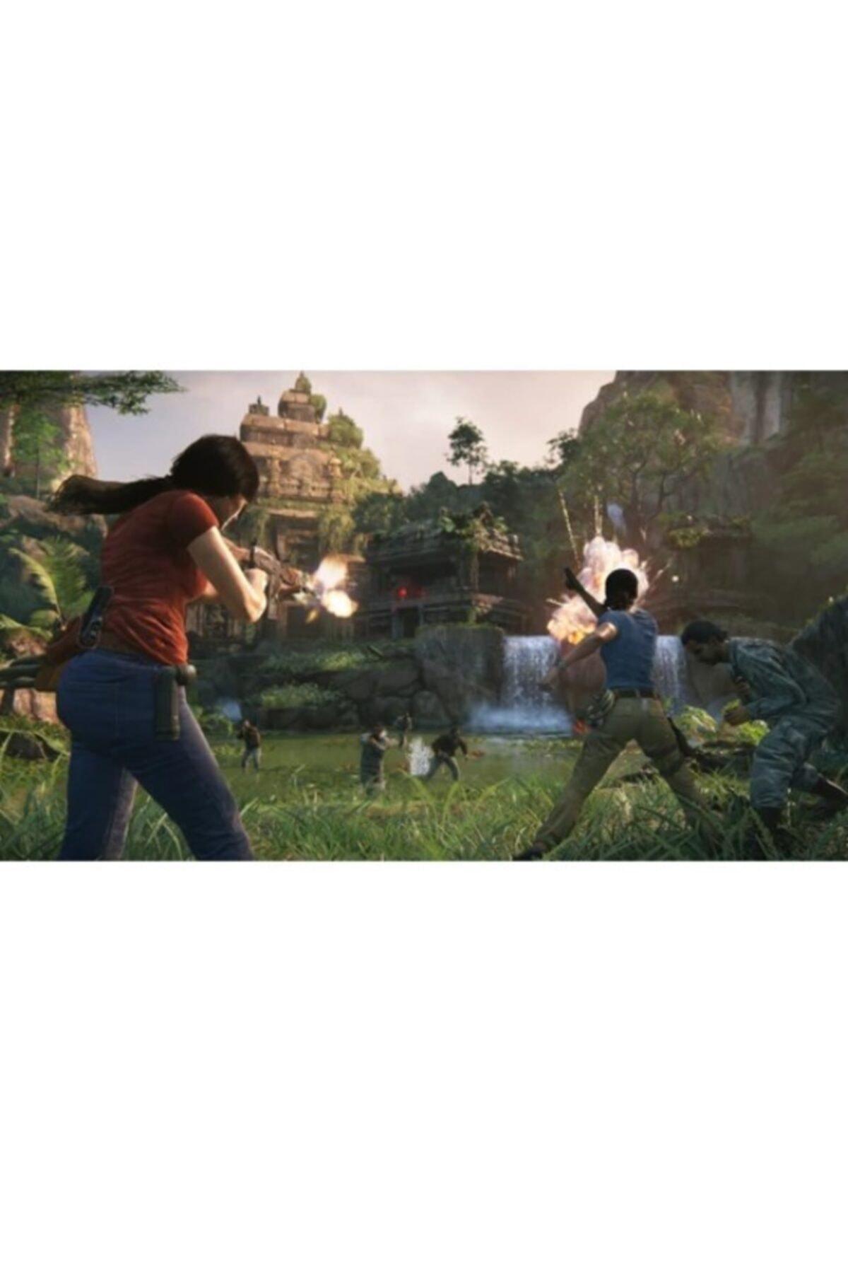 2K Games Ps4 Uncharted Kayıp Miras 2