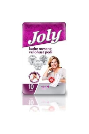 Joly Kadın Mesane Pedi 10 Adet Yoğun 5 Drop Lausa Pedi