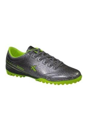 Kinetix IZZO TF 1FX Gümüş Erkek Halı Saha Ayakkabısı 100785297