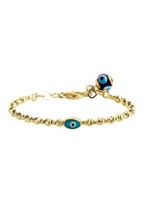 Ema Jewellery Altın Çocuk Kelepçe