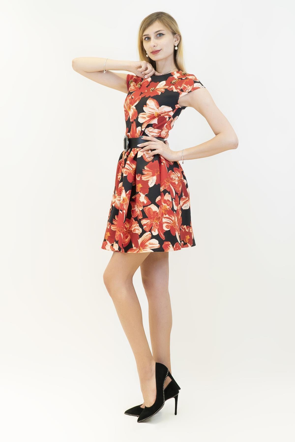 GİZİA Elbise M14k5r1001 2