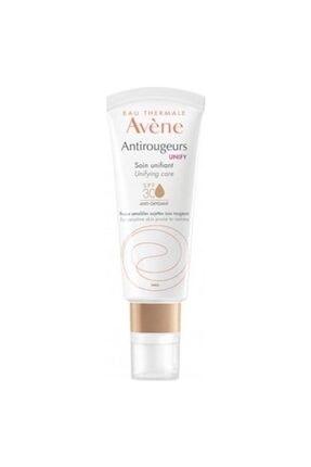 Avene Antirougeurs Unify Spf 30 Anti Oxidant Bakım Kremi 40 ml