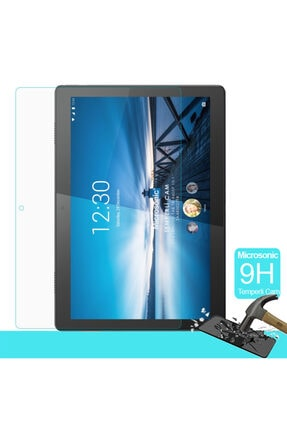 "LENOVO Microsonic Tab M10 Tb-x605f 10.1"" (za480027tr) Tempered Glass Screen Protector"