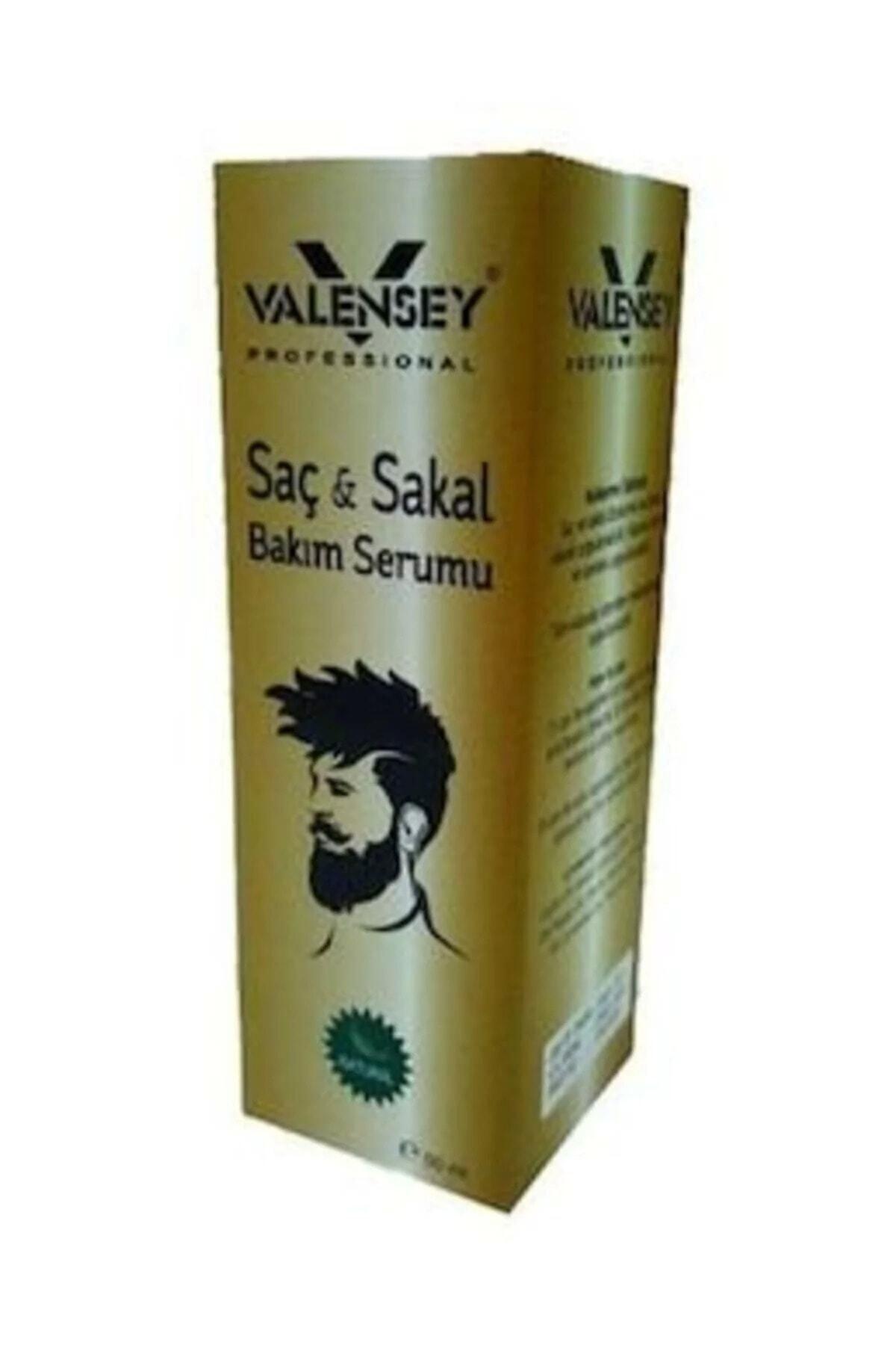 Valensey Valansey Saç&sakal Bakım Serumu 50 ml 1