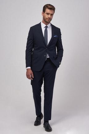 ALTINYILDIZ CLASSICS Slim Fit Lacivert Takım Elbise