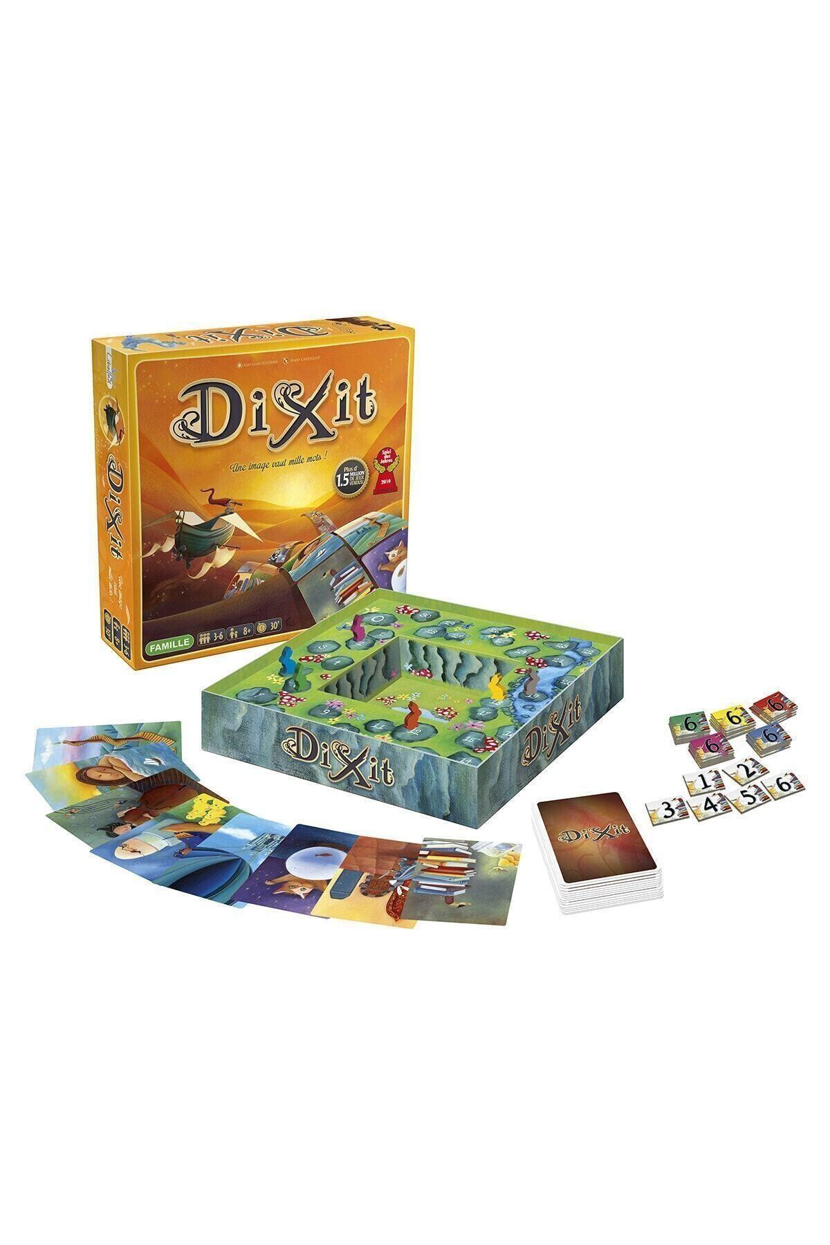 mariposa home Dixit Hayalini Anlat Hafıza Ve Eğitici Çocuk Oyunu 2