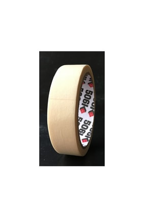 PASS 506k 5'li Maskeleme Bandı Boya Bandı Kağıt Bant 24mm