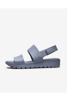 SKECHERS FOOTSTEPS-BREEZY FEELS Kadın Çok Renkli Sandalet 111054 LTBL