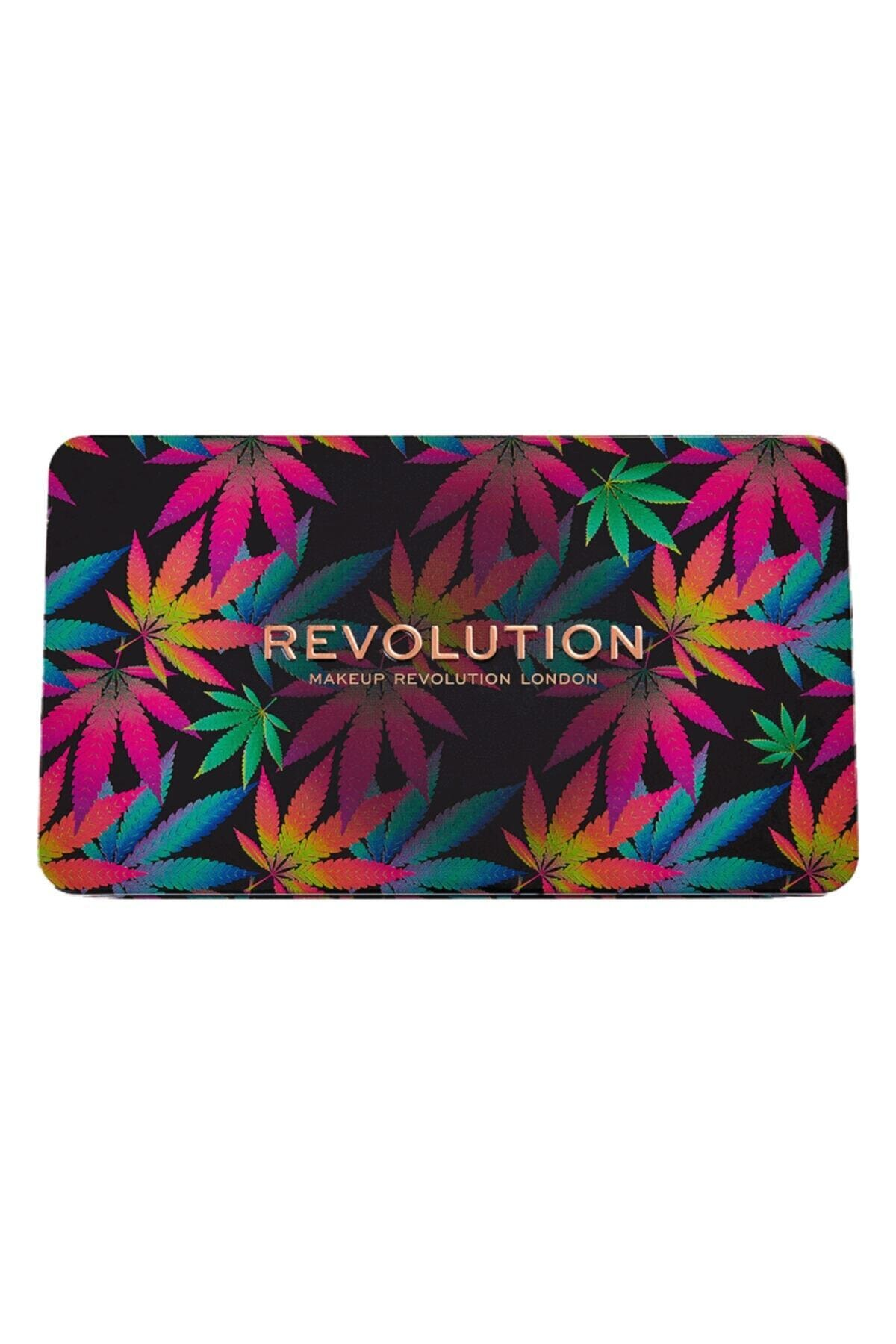 MAKEUP REVOLUTION Far Paleti Forever Flawless Chilled With  Sativa 1