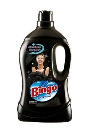 Bingo Siyah Sıvı Deterjan 3lt