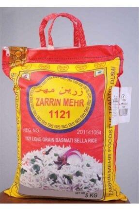 Zarrin Mehr Basmati Pirinç 5 kg