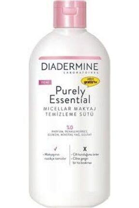Diadermine Purely Essential Micellar Makyaj Temizleme Sütü 400 ml