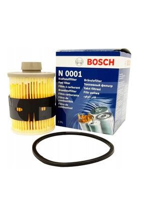 Bosch Opel Astra H 1.3 Dizel Mazot Filtresi