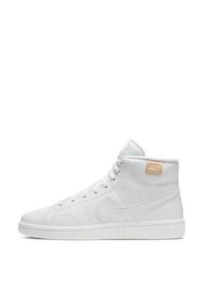 Nike Kadın Sneaker - Wmns Court Royale 2 Mıd  - CT1725-100