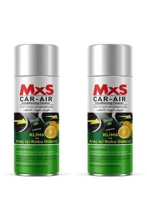 MxS Fresh Koku Bomba Araç Içi Ve Klima Koku Giderici Limon Kokulu 200 ml - 2 Adet