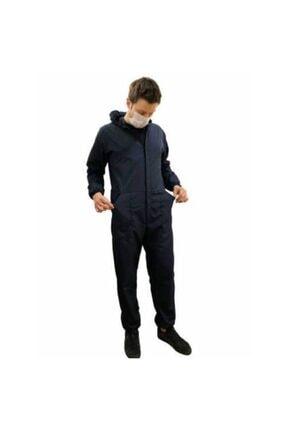 Pratik Tekstil Işçi Tulumu, Yağmurluk, Bahçıvan, Kuaför, Sağlık Çalışanı, Sıvı Geçirmez, Terletmez Kumaş Unisex