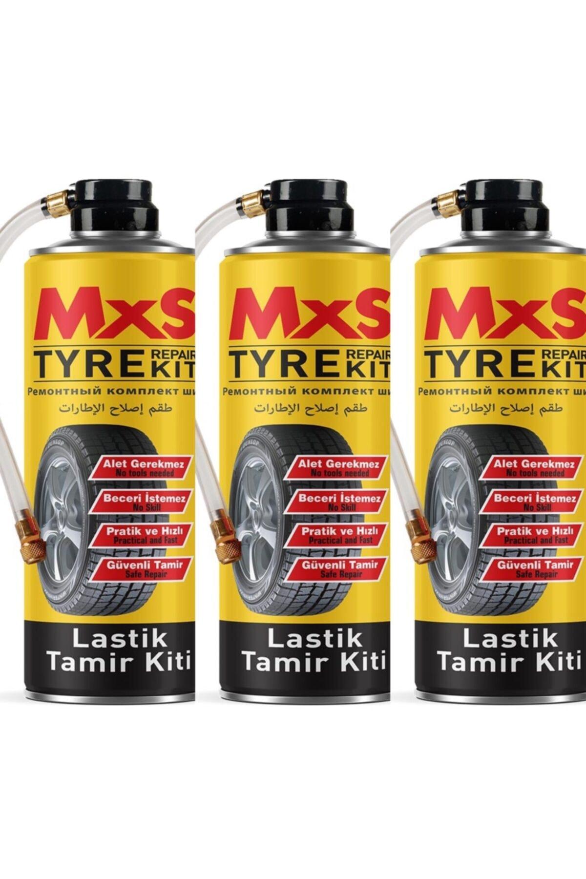 MxS Lastik Tamir Kiti 400 Ml (jel) - 3 Adet 1