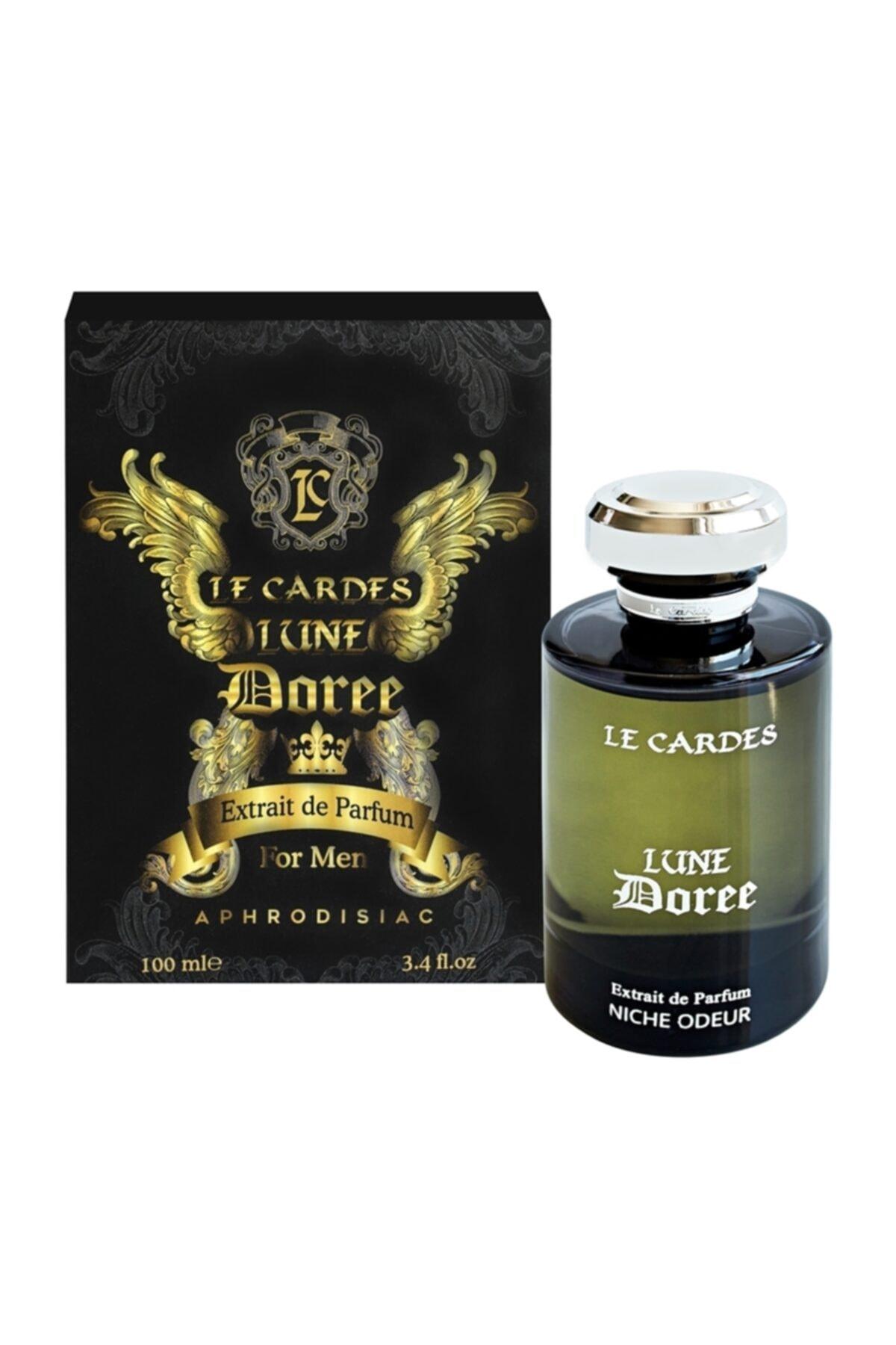 Le Cardes Lune Doree Afrodizyak Edp 100 ml Erkek Parfüm 2